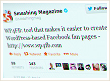 Smashing Magazine screenshot